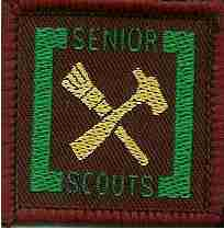 The Senior Scout Handyman Badge